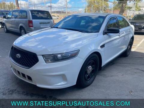 2019 Ford Taurus for sale at State Surplus Auto in Newark NJ