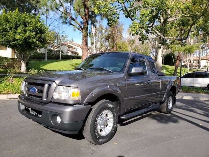 2011 Ford Ranger for sale at E MOTORCARS in Fullerton CA