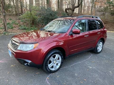 2010 Subaru Forester for sale at Car World Inc in Arlington VA