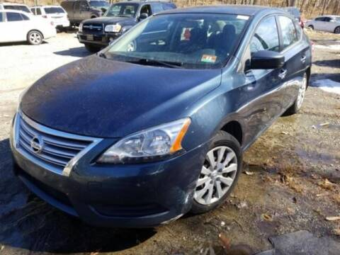 2013 Nissan Sentra for sale at The PA Kar Store Inc in Philladelphia PA