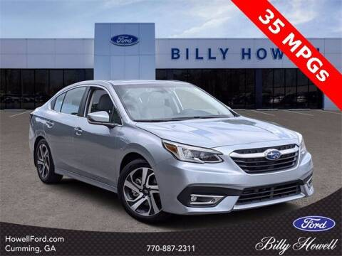 2020 Subaru Legacy for sale at BILLY HOWELL FORD LINCOLN in Cumming GA