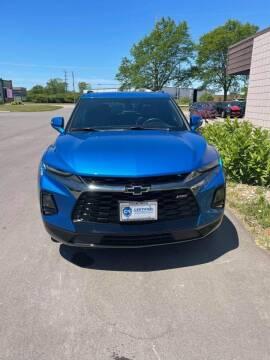 2020 Chevrolet Blazer for sale at Dean's Auto Sales in Flint MI