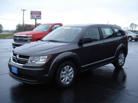2016 Dodge Journey for sale at Fox River Auto Sales in Princeton WI
