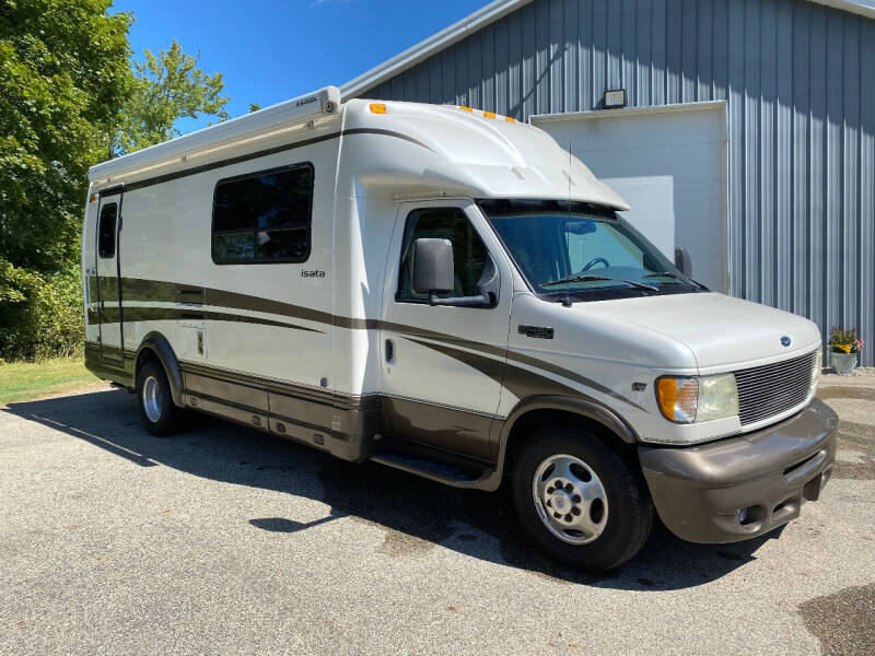 2002 Ford E 350 Dynamax Isata for sale at D & L Auto Sales in Wayland MI