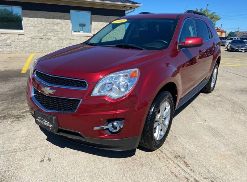 2010 Chevrolet Equinox for sale in Bloomington, IL