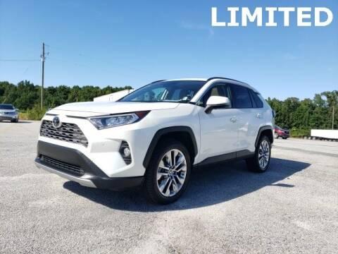 2019 Toyota RAV4 for sale at Hardy Auto Resales in Dallas GA