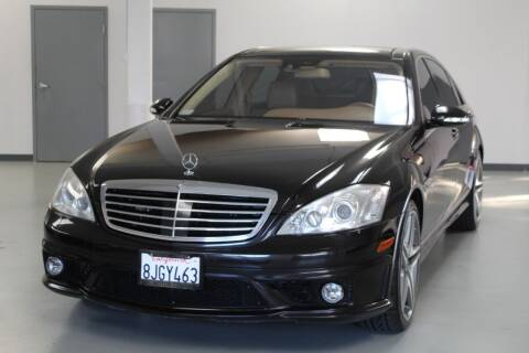 2008 Mercedes-Benz S-Class for sale at Mag Motor Company in Walnut Creek CA