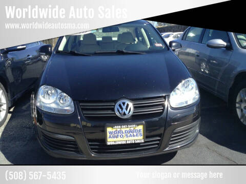 2012 Volkswagen Passat for sale at Worldwide Auto Sales in Fall River MA