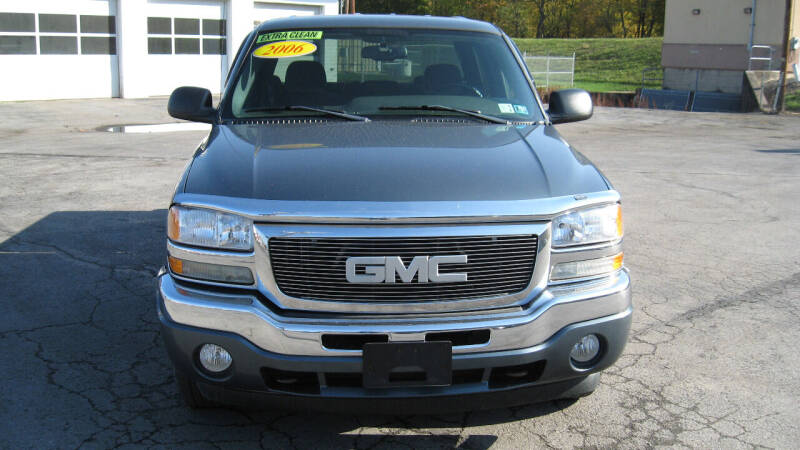 2006 GMC Sierra 1500 for sale at SHIRN'S in Williamsport PA