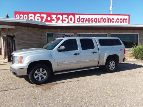 2011 GMC Sierra 1500 for sale at Dave's Auto Sales & Service in Weyauwega WI