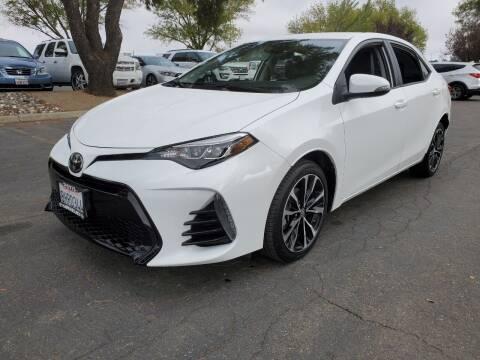 2019 Toyota Corolla for sale at Matador Motors in Sacramento CA