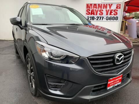 2016 Mazda CX-5 for sale at Manny G Motors in San Antonio TX