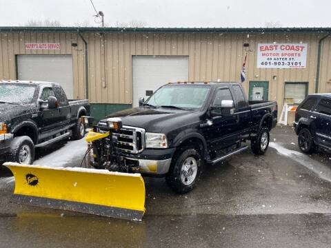 2006 Ford F-350 Super Duty for sale at East Coast Motor Sports in West Warwick RI