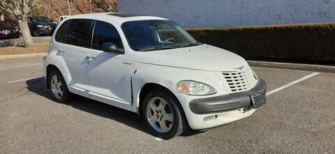 2001 Chrysler PT Cruiser for sale at Select Auto in Smithtown NY