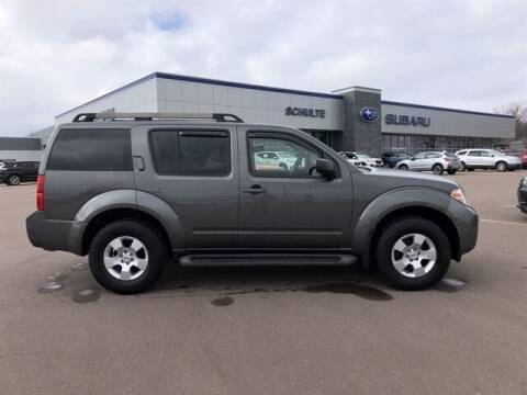 2008 Nissan Pathfinder for sale at Schulte Subaru in Sioux Falls SD