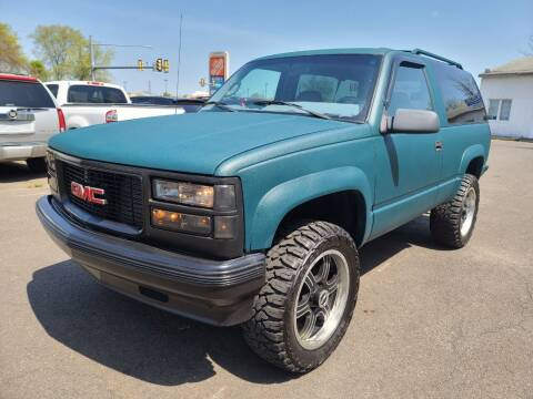 1995 GMC Yukon for sale at PA Auto World in Levittown PA