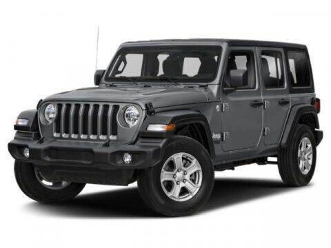 2019 Jeep Wrangler Unlimited for sale at HILAND TOYOTA in Moline IL