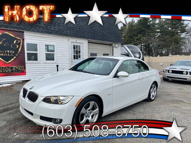 2009 BMW 3 Series for sale at J & E AUTOMALL in Pelham NH