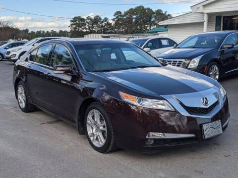 2009 Acura TL for sale at Best Used Cars Inc in Mount Olive NC