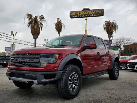 2014 Ford F-150 for sale at A MOTORS SALES AND FINANCE in San Antonio TX
