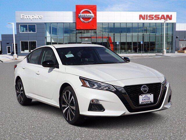 2021 Nissan Altima for sale at EMPIRE LAKEWOOD NISSAN in Lakewood CO
