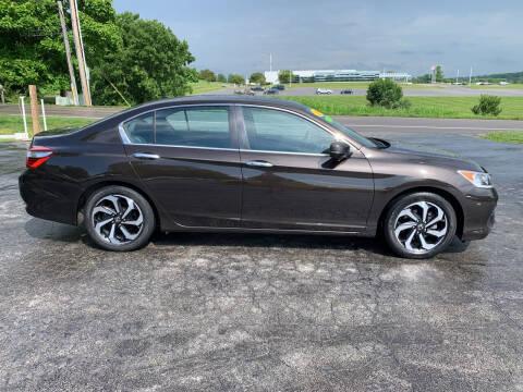2017 Honda Accord for sale at Westview Motors in Hillsboro OH