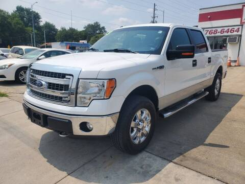 2013 Ford F-150 for sale at Quallys Auto Sales in Olathe KS