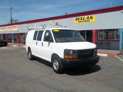 2007 GMC Savana Cargo for sale at Atayas Motors INC #1 in Sacramento CA