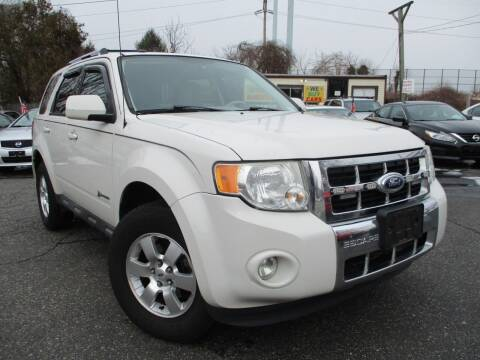 2011 Ford Escape Hybrid for sale at Unlimited Auto Sales Inc. in Mount Sinai NY
