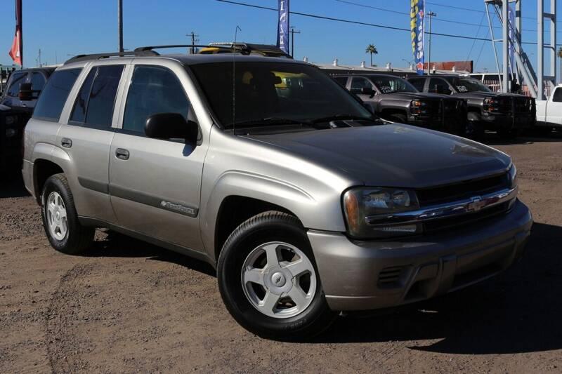 2003 Chevrolet TrailBlazer for sale in Phoenix, AZ