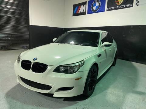 2009 BMW M5 for sale at LG Auto Sales in Rancho Cordova CA