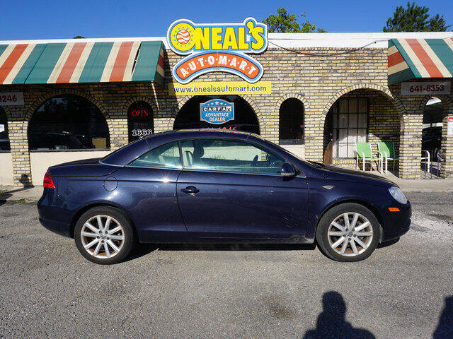 2007 Volkswagen Eos for sale at Oneal's Automart LLC in Slidell LA