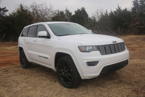 2021 Jeep Grand Cherokee for sale at Vance Fleet Services in Guthrie OK
