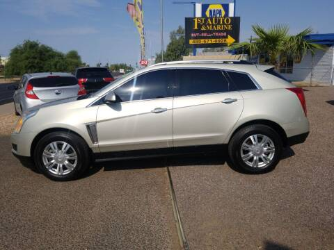2013 Cadillac SRX for sale at 1ST AUTO & MARINE in Apache Junction AZ