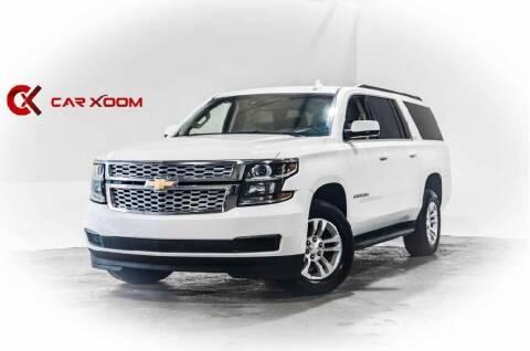 2017 Chevrolet Suburban for sale at CarXoom in Marietta GA