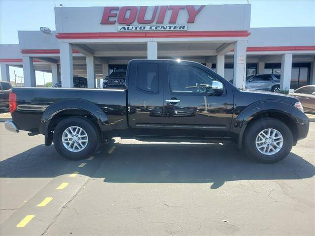 2017 Nissan Frontier for sale at EQUITY AUTO CENTER in Phoenix AZ