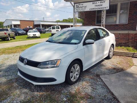 2014 Volkswagen Jetta for sale at Ray Moore Auto Sales in Graham NC