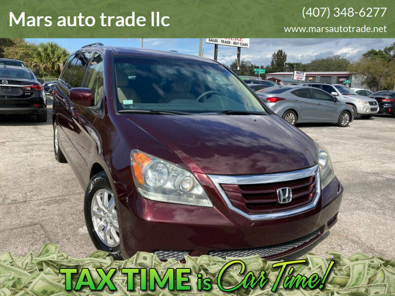 2008 Honda Odyssey for sale at Mars auto trade llc in Kissimmee FL