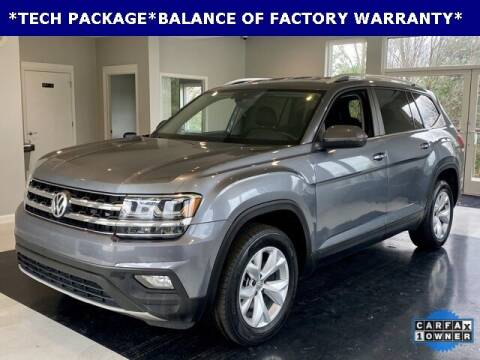 2019 Volkswagen Atlas for sale at Ron's Automotive in Manchester MD