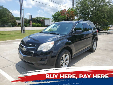 2013 Chevrolet Equinox for sale at Solo Auto Group in Mckinney TX