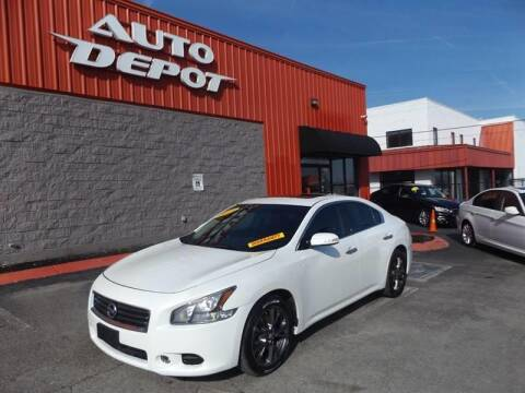 2014 Nissan Maxima for sale at Auto Depot of Madison in Madison TN