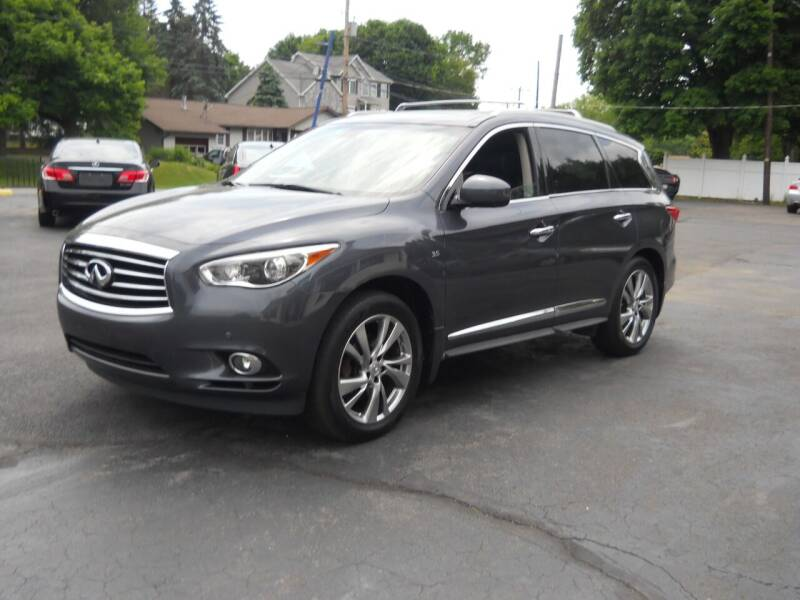 2014 Infiniti QX60 for sale at Petillo Motors in Old Forge PA