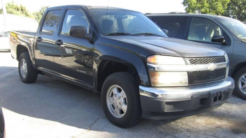 2004 Chevrolet Colorado for sale at MTC AUTO SALES in Omaha NE