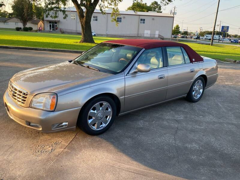 2004 Cadillac DeVille for sale at M A Affordable Motors in Baytown TX