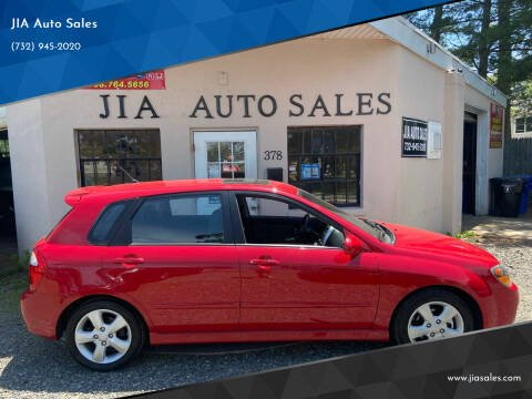 2007 Kia Spectra for sale at JIA Auto Sales in Port Monmouth NJ