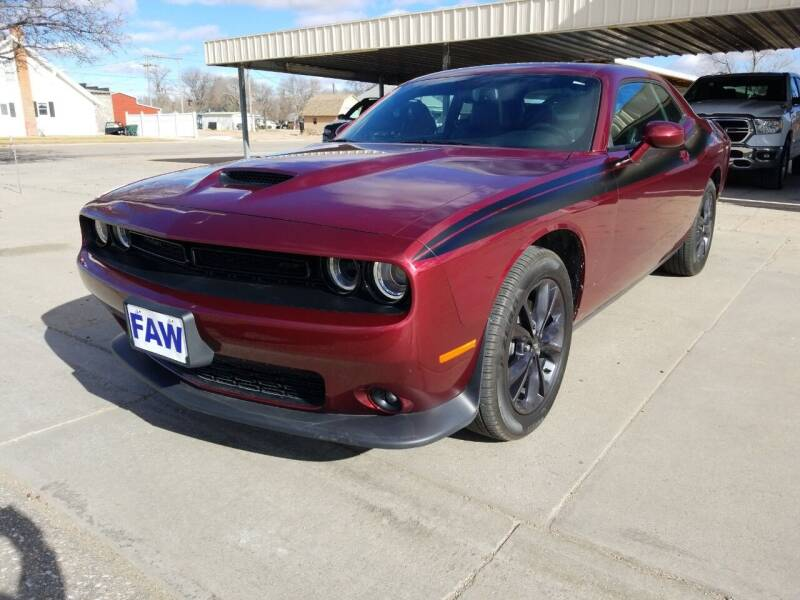 2020 Dodge Challenger for sale at Faw Motor Co - Faws Garage Inc. in Arapahoe NE