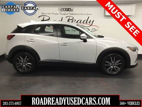 2018 Mazda CX-3 for sale at Road Ready Used Cars in Ansonia CT