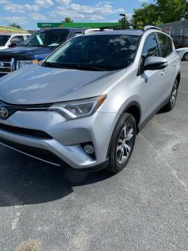 2017 Toyota RAV4 for sale at BRYANT AUTO SALES in Bryant AR
