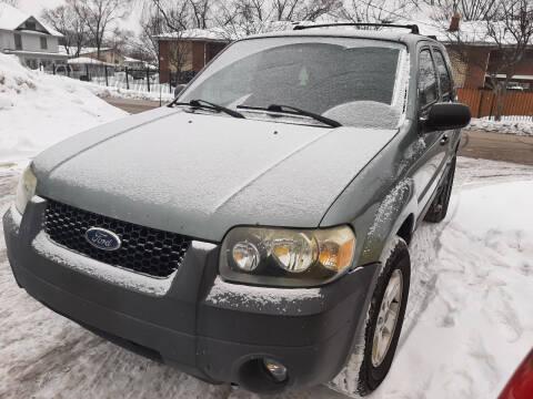 2005 Ford Escape for sale at EL SOL AUTO MART in Franklin Park IL