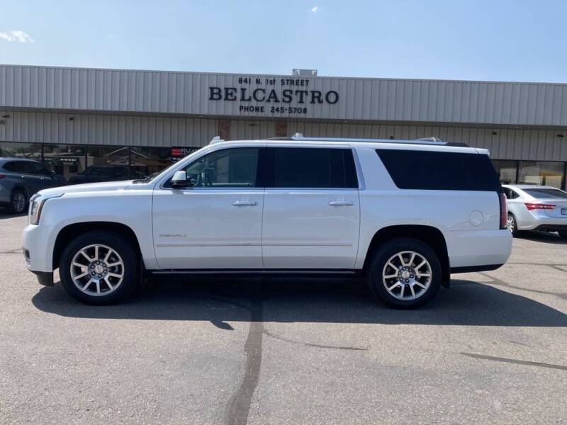 2019 GMC Yukon XL for sale at Belcastro Motors in Grand Junction CO